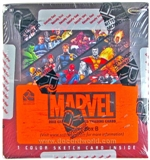Marvel Greatest Heroes Trading Cards Archives Box (Rittenhouse 2012)