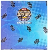 Marvel Super Hero Squad Trading Card Game Single Player Intro Pack Box