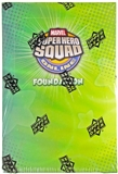 Marvel Super Hero Squad Trading Card Game Two Player Intro Pack Box