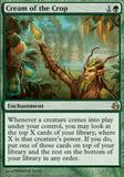 Magic the Gathering Morningtide Single Cream of the Crop - NEAR MINT (NM)