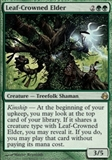 Magic the Gathering Morningtide Single Leaf-Crowned Elder UNPLAYED (NM/MT)