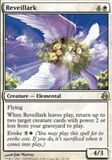 Magic the Gathering Morningtide Single Reveillark - SLIGHT PLAY (SP)