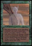 Magic the Gathering Alpha Single Camouflage - NEAR MINT (NM)