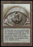Magic the Gathering Alpha Single Cyclopean Tomb - NEAR MINT (NM)