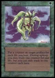 Magic the Gathering Alpha Single Living Artifact UNPLAYED (NM/MT)