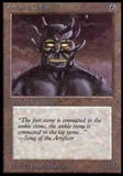 Magic the Gathering Alpha Single Obsianus Golem UNPLAYED (NM/MT)