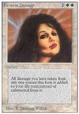 Magic the Gathering Alpha Single Reverse Damage UNPLAYED (NM/MT)