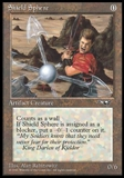 Magic the Gathering Alliances Single Shield Sphere UNPLAYED (NM/MT)