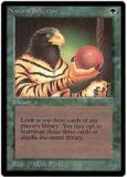 Magic the Gathering Beta Single Natural Selection LIGHT PLAY (NM)