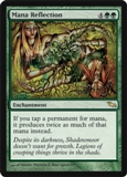 Magic the Gathering Shadowmoor Single Mana Reflection UNPLAYED (NM/MT)