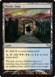 Magic the Gathering Shadowmoor Single Mystic Gate UNPLAYED (NM/MT)