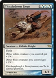 Magic the Gathering Shadowmoor Single Thistledown Liege - NEAR MINT (NM)