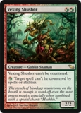 Magic the Gathering Shadowmoor Single Vexing Shusher UNPLAYED (NM/MT)