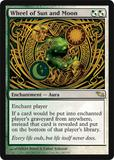 Magic the Gathering Shadowmoor Single Wheel of Sun and Moon - NEAR MINT (NM)