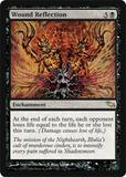 Magic the Gathering Shadowmoor Single Wound Reflection - NEAR MINT (NM)