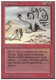 Magic the Gathering Unlimited Single Rock Hydra UNPLAYED (NM/MT)