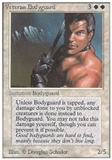 Magic the Gathering Unlimited Single Veteran Bodyguard - NEAR MINT (NM)