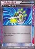 Pokemon Plasma Blast Single Scoop Up Cyclone 95/101 (Slight Play)