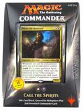 Magic the Gathering Commander Deck (2015) - Call the Spirits (White/Black)
