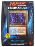 Magic the Gathering Commander Deck (2015) - Seize Control (Blue/Red)