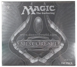 Magic the Gathering 2013 Core Set Fat Pack
