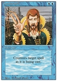 Magic the Gathering Revised Edition Single Counterspell - NEAR MINT (NM)