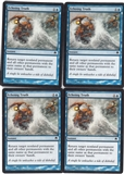 Magic the Gathering Darksteel PLAYSET Echoing Truth X4 - NEAR MINT (NM)