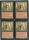 Magic the Gathering Legions PLAYSET Timberwatch Elf X4 - NEAR MINT (NM)