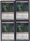 Magic the Gathering New Phyrexia PLAYSET Vault Skirge X4 - NEAR MINT (NM)