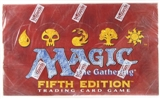 Magic the Gathering 5th Edition Tournament Starter Deck Box