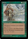 Magic the Gathering Alliances Single Kaysa - SLIGHT PLAY (SP)