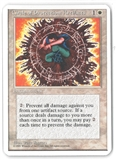 Magic the Gathering ALPHA CUT 4th Edition Single Circle of Protection - Artifacts - SLIGHT PLAY (SP)