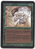 Magic the Gathering Alpha Single Fungusaur - MODERATE PLAY (MP)