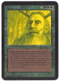 Magic the Gathering Alpha Single Gaea's Liege - MODERATE PLAY (MP)
