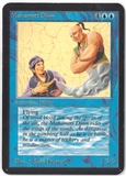 Magic the Gathering Alpha Single Mahamoti Djinn - SLIGHT PLAY (SP)