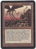 Magic the Gathering Alpha Single The Hive - MODERATE PLAY (MP)