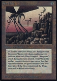 Magic the Gathering Alpha Single The Hive - SLIGHT PLAY (SP)