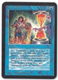 Magic the Gathering Alpha Single Timetwister - NEAR MINT / SLIGHT PLAY (NM/SP)