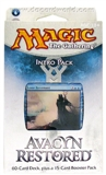 Magic the Gathering Avacyn Restored Intro Pack - Solitary Fiends