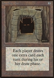 Magic the Gathering Beta Single Howling Mine - MODERATE PLAY (MP)