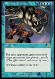 Magic the Gathering Onslaught Single Blatant Thievery - SLIGHT PLAY (SP)