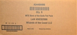 Magic the Gathering Born of the Gods Fat Pack Case (6 Ct.)