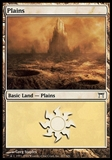 Magic the Gathering Champions of Kamigawa Single Basic Plains FOIL - NEAR MINT (NM)