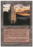 Magic the Gathering Chronicles Single Urza's Tower (Shoreline) - NEAR MINT (NM)