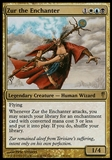Magic the Gathering Coldsnap Single Zur the Enchanter - SLIGHT PLAY (SP)