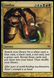 Magic the Gathering Conflux Single Conflux FOIL - SLIGHT PLAY (SP)