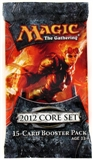 Magic the Gathering 2012 Core Set Booster Pack