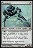 Magic the Gathering Darksteel Single Memnarch - MODERATE PLAY (MP)