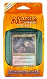 Magic the Gathering Dragon's Maze Intro Pack - Gruul Siege
