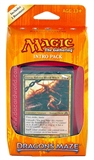 Magic the Gathering Dragon's Maze Intro Pack - Rakdos Revelry